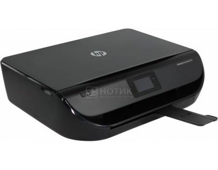 МФУ струйное цветное HP Deskjet Ink Advantage 5075, A4, дуплекс, 10/7 стр/мин, 256Мб, USB, Wi-Fi, Черный M2U86C