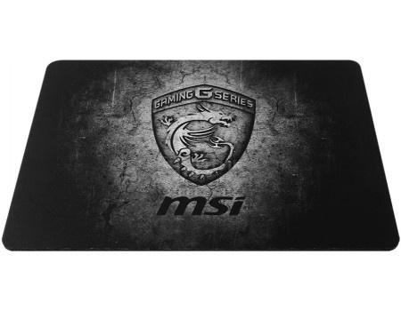 Фотография товара коврик для мыши игровой MSI Gaming Shield Mousepad, Черный GF9-V000002-EB9 (59051)