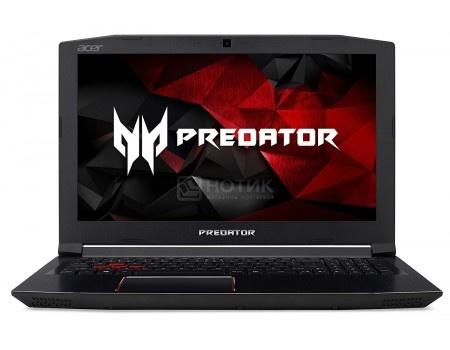 Фотография товара ноутбук Acer Predator Helios 300 G3-572-76VK (15.6 IPS (LED)/ Core i7 7700HQ 2800MHz/ 8192Mb/ HDD+SSD 1000Gb/ NVIDIA GeForce® GTX 1060 6144Mb) Linux OS [NH.Q2BER.013] (59076)