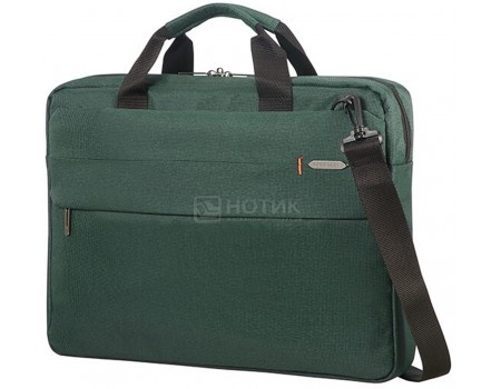 "Сумка 17,3"" Samsonite Network 3 CC8*04*003, Полиэстер, Зеленый фото"