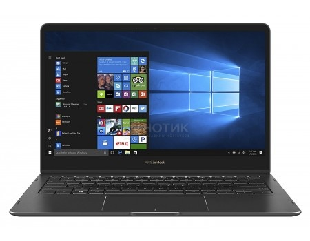 Фотография товара ультрабук ASUS Zenbook Flip S UX370UA-C4198T (13.3 IPS (LED)/ Core i5 8250U 1600MHz/ 8192Mb/ SSD / Intel UHD Graphics 620 64Mb) MS Windows 10 Home (64-bit) [90NB0EN2-M09460] (59100)