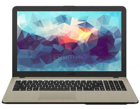 Ноутбук ASUS X540NA-GQ149 (15.60 TN (LED)/ Celeron Dual Core N3350 1100MHz/ 2048Mb/ HDD 500Gb/ Intel HD Graphics 500 64Mb) Endless OS [90NB0HG1-M02840]