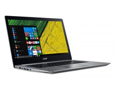 Ноутбук Acer Swift SF314-52-36AZ (14.0 IPS (LED)/ Core i3 7130U 2700MHz/ 8192Mb/ SSD / Intel HD Graphics 620 64Mb) MS Windows 10 Home (64-bit) [NX.GNUER.015]