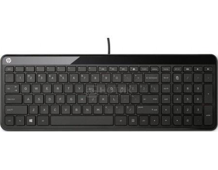 Клавиатура проводная HP K3010 Keyboard, USB, Черный P0Q50AA