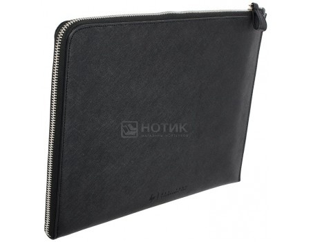 "Чехол 15.6"" HP Spectre Split Leather Sleeve , 1ZX69AA, Кожа, Черный"