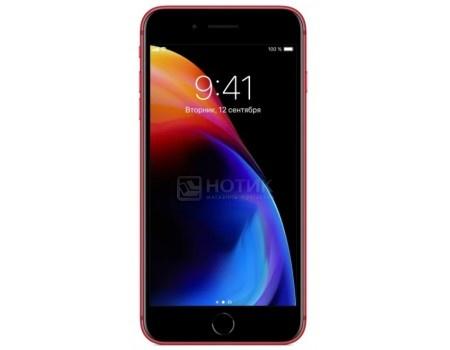 "Смартфон Apple iPhone 8 Plus 256Gb Red (iOS 11/A11 Bionic 2400MHz/5.50"" 1920x1080/3072Mb/256Gb/4G LTE ) [MRTA2RU/A]"