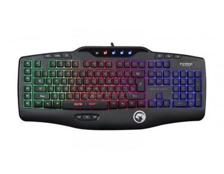 Фотография товара клавиатура проводная Marvo KG750, USB, Черный, 6932391909225 (59278)