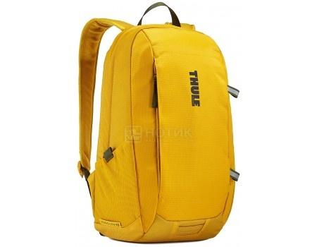 "Фотография товара рюкзак 13"" Thule EnRoute Backpack, 13L, TEBP-213_MIKADO, Нейлон, Желтый (59283)"