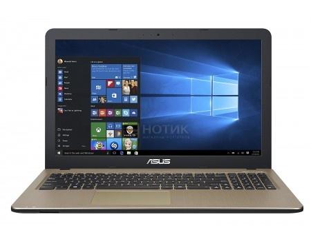 Ноутбук ASUS X540NA-GQ045 (15.6 TN (LED)/ Celeron Dual Core N3350 1100MHz/ 4096Mb/ HDD 500Gb/ Intel HD Graphics 500 64Mb) Endless OS [90NB0HG1-M00620]