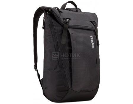 """Фотография товара рюкзак 14"""" Thule EnRoute Backpack 20L, TEBP-315_BLACK, Нейлон, Черный (59326)"""