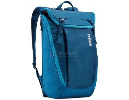 """Рюкзак 14"""" Thule EnRoute Backpack 20L, TEBP-315_POSEIDON, Нейлон, Синий"""