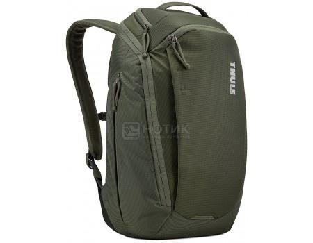 "Рюкзак 15,6"" Thule EnRoute Backpack 23L, TEBP-316_DARK_FOREST, Нейлон, Темно-зеленый"