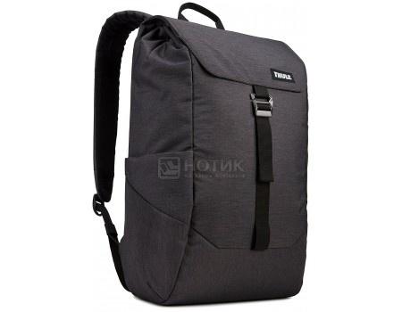 "Фотография товара рюкзак 14"" Thule Lithos Backpack 16L, TLBP-113_BLACK, Полиэстер, Черный (59331)"