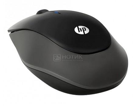 Мышь беспроводная HP X3900 Wireless Mouse H5Q72AA, 1200dpi, Черный
