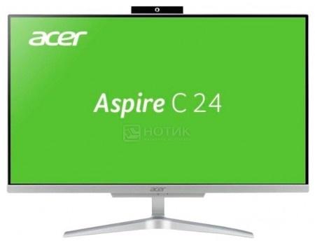 Моноблок Acer Aspire C24-860 (23.8 IPS (LED)/ Core i3 7130U 2700MHz/ 4096Mb/ HDD 1000Gb/ Intel HD Graphics 620 64Mb) MS Windows 10 Home (64-bit) [DQ.BACER.006]