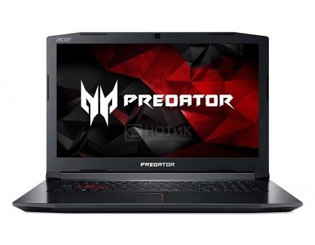 Фотография товара ноутбук Acer Predator Helios 300 PH317-51-55Z6 (17.3 IPS (LED)/ Core i5 7300HQ 2500MHz/ 8192Mb/ HDD+SSD 1000Gb/ NVIDIA GeForce® GTX 1050Ti 4096Mb) MS Windows 10 Home (64-bit) [NH.Q2MER.016] (59453)