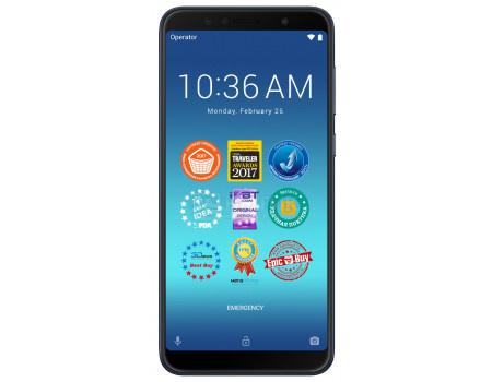 "Фотография товара смартфон ASUS Zenfone Max Pro M1 ZB602KL 32Gb Ram 3Gb (Android 8.1 (Oreo)/SDM636 1800MHz/6.00"" 2160x1080/3072Mb/32Gb/4G LTE ) [90AX00T1-M00050] (59460)"