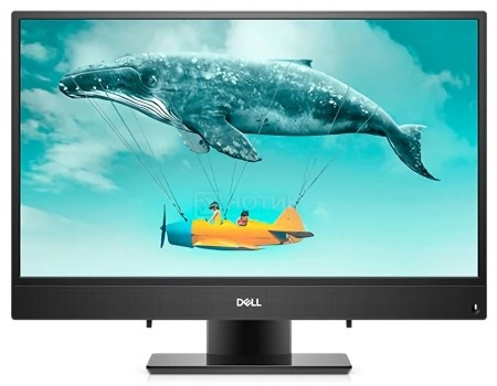 Фотография товара моноблок Dell Inspiron 3477 (23.8 IPS (LED)/ Core i3 7130U 2700MHz/ 4096Mb/ HDD 1000Gb/ Intel HD Graphics 620 64Mb) MS Windows 10 Home (64-bit) [3477-7154] (59472)