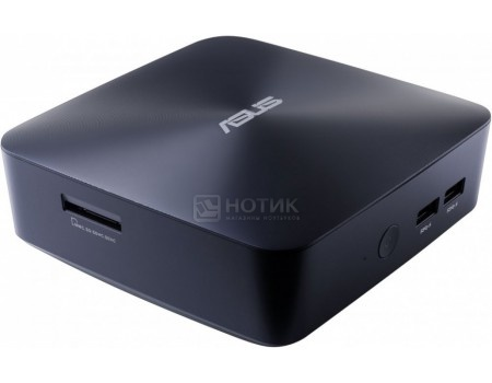 Фотография товара системный блок ASUS VivoMini UN65U-M002M (0.0 / Core i3 7100U 2400MHz/ 4096Mb/ HDD 500Gb/ Intel HD Graphics 620 64Mb) Без ОС [90MS00W1-M00020] (59491)
