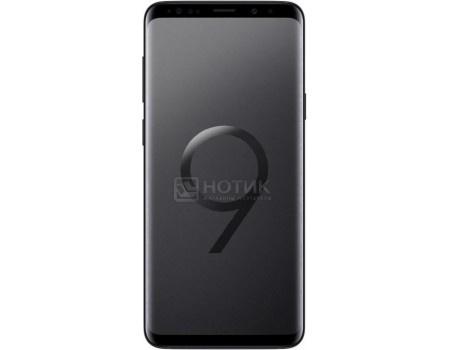 "Фотография товара смартфон Samsung Galaxy S9+ 256Gb SM-G965FZ Midnight Black (Android 8.0 (Oreo)/Exynos 9810 2700MHz/6.20"" 2960х1440/6144Mb/256Gb/4G LTE ) [SM-G965FZKHSER] (59534)"