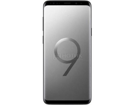 Смартфон Samsung Galaxy S9+ 64Gb SM-G965FZ Titanium Gray (Android 8.0 (Oreo)/Exynos 9810 2700MHz/6.2