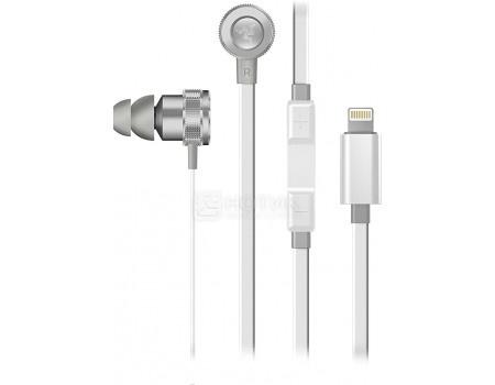 Гарнитура проводная Razer Hammerhead for iOS Mercury White, Белый RZ04-02090200-R3M1 фото