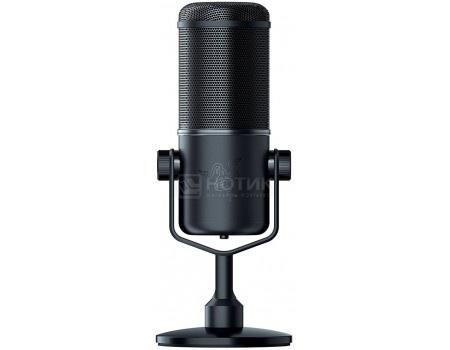 Микрофон Razer Seiren Elite USB, RZ19-02280100-R3M1, Черный