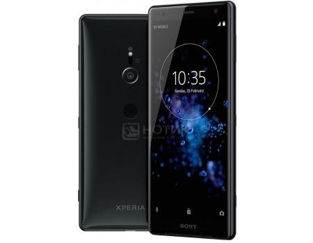 """Фотография товара sony Xperia XZ2 Liquid Black (Android 8.0 (Oreo)/SDM845 2700MHz/5.7"""" 2160x1080/4096Mb/64Gb/4G LTE ) [1314-0848] (59604)"""