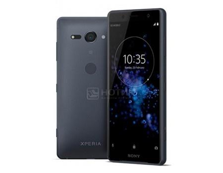 """Фотография товара sony Xperia XZ2 Compact Dual Black (Android 8.0 (Oreo)/SDM845 2700MHz/5.00"""" 2160x1080/4096Mb/64Gb/4G LTE ) [1314-0205] (59606)"""