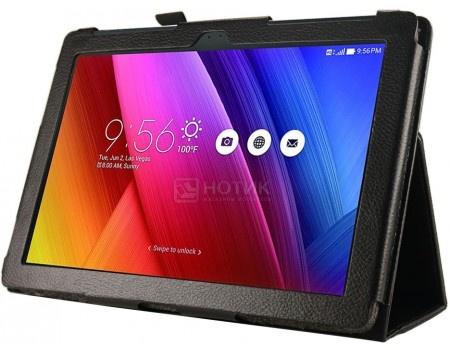 Фотография товара чехол-книжка IT Baggage для планшета ASUS ZenPad 10 Z301ML 10,1, Искусственная кожа, Черный, ITASZP301-1 (59612)