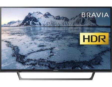 Фотография товара телевизор SONY 32 KDL-32WE613 HD, Smart TV, CMR 400 Черный (59614)