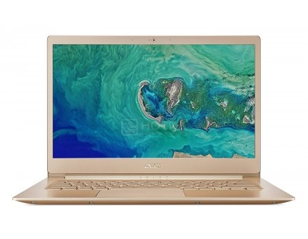 Фотография товара ноутбук Acer Swift SF514-52T-89RF (14.0 IPS (LED)/ Core i7 8550U 1800MHz/ 8192Mb/ SSD / Intel UHD Graphics 620 64Mb) MS Windows 10 Home (64-bit) [NX.GU4ER.001] (59640)
