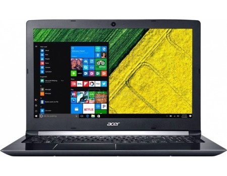 Ноутбук Acer Aspire 5 A515-41G-T4MX (15.6 TN (LED)/ A10-Series A10-9620P 2500MHz/ 8192Mb/ HDD+SSD 1000Gb/ AMD Radeon RX 540 2048Mb) Linux OS [NX.GPYER.005]