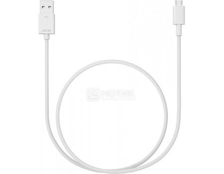 Кабель ASUS micro USB - USB, 0,9м, Белый 90AC02X0-BCA001