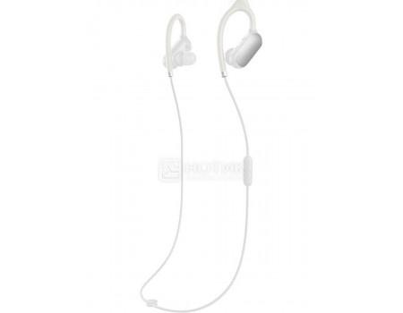 Гарнитура беспроводная Xiaomi Mi Sport Bluetooth Earphones White Белый ZBW4379GL.