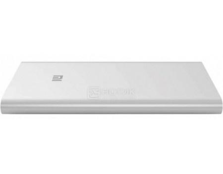 Фотография товара внешний аккумулятор Xiaomi Mi Power Bank 2 10000 мАч, 2xUSB 5V/2.4А Белый VXN4191US (59710)