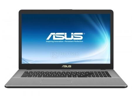 Ноутбук ASUS VivoBook Pro 17 N705UD-GC073T (17.3 IPS (LED)/ Core i5 8250U 1600MHz/ 8192Mb/ HDD 1000Gb/ NVIDIA GeForce® GTX 1050 2048Mb) MS Windows 10 Home (64-bit) [90NB0GA1-M03340]