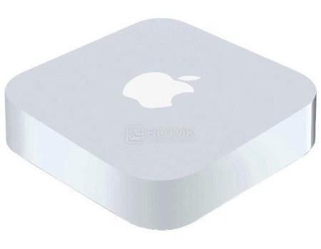 Фотография товара маршрутизатор Apple AirPort Express 1xLAN, 1xWAN, 1xUSB, 802.11b/g/n/ac 2x2, 10/100/Base-TX, MC414RU/A, Белый (59743)