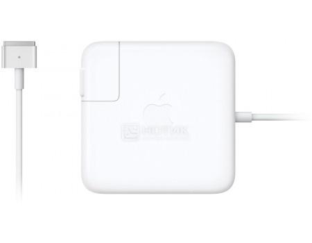 Фотография товара зарядное устройство Apple 60W MagSafe 2 для MacBook Pro 13-inch with Retina display MD565Z/A Белый (59745)