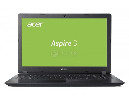 Фотография товара ноутбук Acer Aspire 3 A315-41G-R610 (15.6 TN (LED)/ Ryzen 3 2200U 2500MHz/ 4096Mb/ HDD 500Gb/ AMD Radeon 535 2048Mb) MS Windows 10 Home (64-bit) [NX.GYBER.008] (59750)