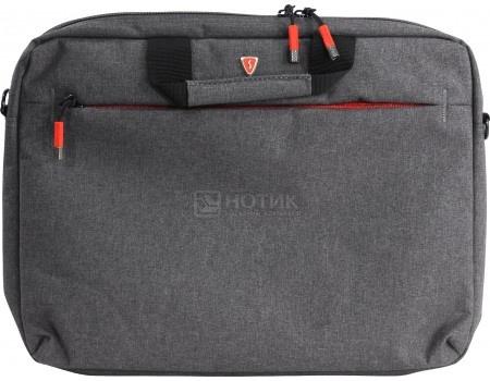 """Фотография товара сумка 15.6"""" Sumdex PON-201GY, Полиэстер, Серый (59754)"""