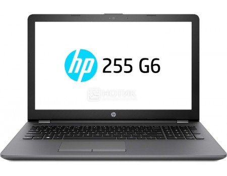Ноутбук HP 255 G6 (15.6 TN (LED)/ A6-Series A6-9220 2500MHz/ 4096Mb/ HDD 1000Gb/ AMD Radeon R4 series 64Mb) Free DOS [3VJ71ES]