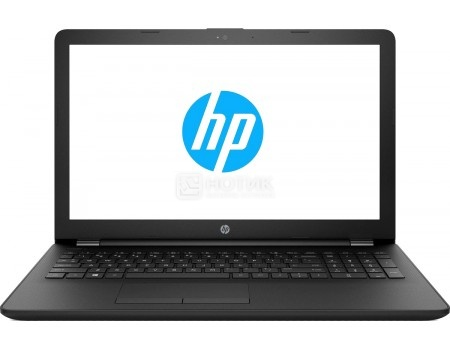 Ноутбук HP 15-ra025ur (15.6 TN (LED)/ Celeron Dual Core N3060 1600MHz/ 4096Mb/ HDD 500Gb/ Intel HD Graphics 400 64Mb) Free DOS [3FZ10EA]