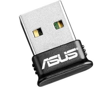 Фотография товара адаптер Bluetooth ASUS USB-BT400 Bluetooth до 3 Мбит/сек, Черный (59791)