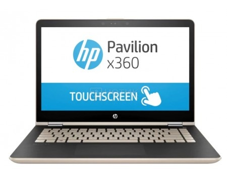 Фотография товара ноутбук HP Pavilion x360 14-ba109ur (14.0 IPS (LED)/ Core i5 8250U 1600MHz/ 6144Mb/ SSD / Intel UHD Graphics 620 64Mb) MS Windows 10 Home (64-bit) [3GB54EA] (59795)