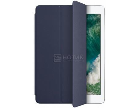 Чехол-обложка для планшета Apple iPad 9,7 iPad Apple Smart Cover, Полиуретан, Темно-синий MQ4P2ZM/A