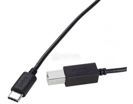 Кабель Prolink USB Type-C  - USB 2.0 (BM) 1м, Черный PB482-0100