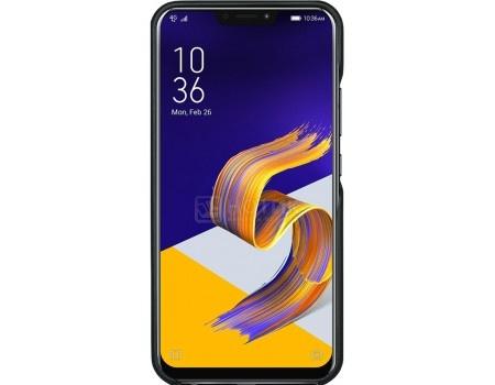 Фотография товара чехол-накладка G-Case Slim Premium для смартфона ASUS Zenfone 5 ZE620KL / 5Z ZS620KL, Искусственная кожа, Черный GG-948 (59899)