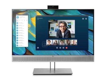 """Фотография товара монитор 23,8"""" HP EliteDisplay E243m, FHD, IPS, VGA, HDMI, DP, 2xUSB 3.0, Серебристый/Черный 1FH48AA (59905)"""