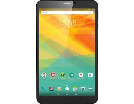 """Фотография товара планшет Prestigio MultiPad Wize 3518 4G (Android 6.0 (Marshmallow)/MT8735B 1100MHz/8.0"""" 1280x800/1024Mb/8Gb/4G LTE ) [PMT35184GECCIS] (59914)"""
